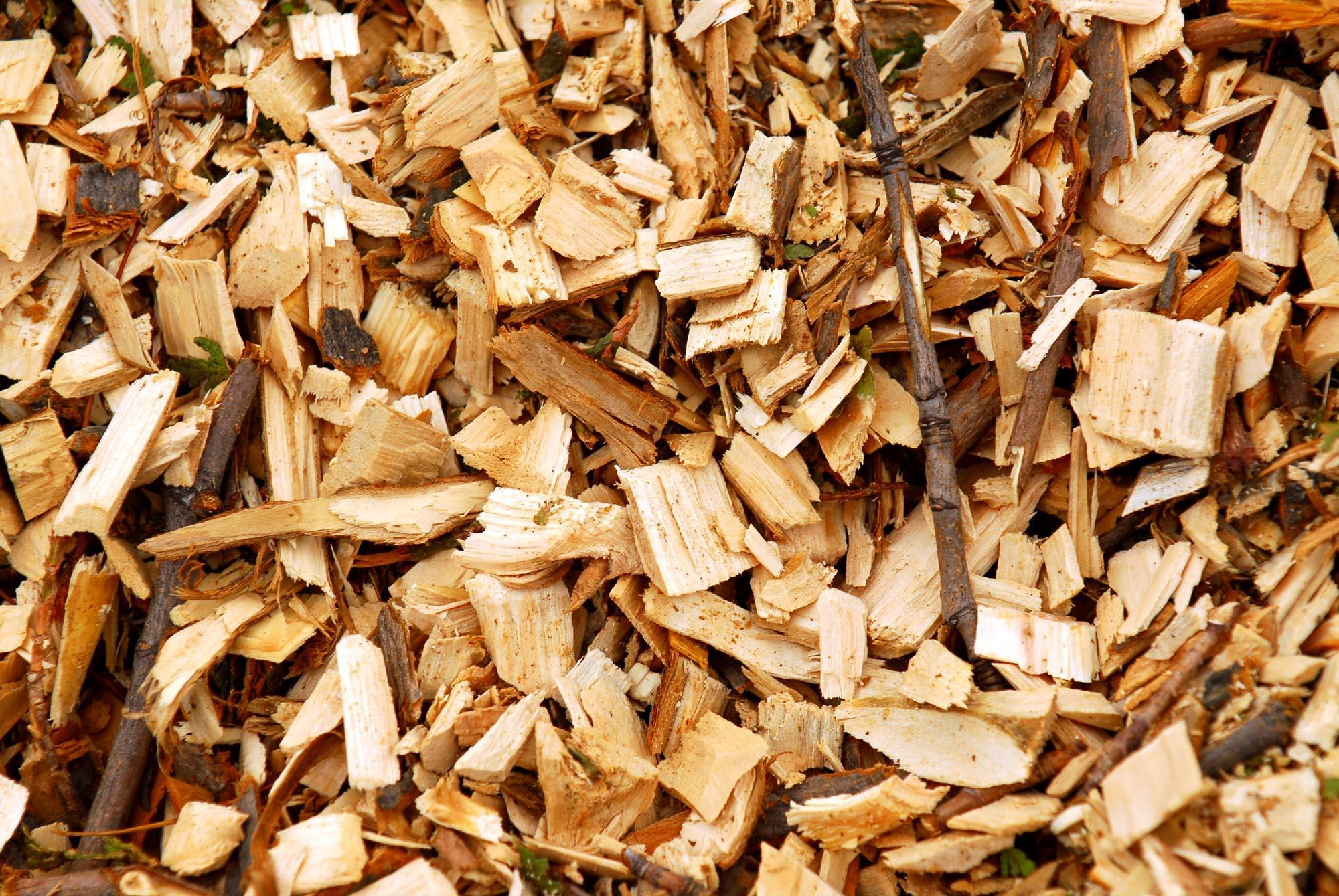 Wood Chip Services in Sacramento, CA
